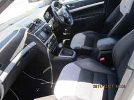2009 Skoda Octavia 1Z MY10 RS Liftback