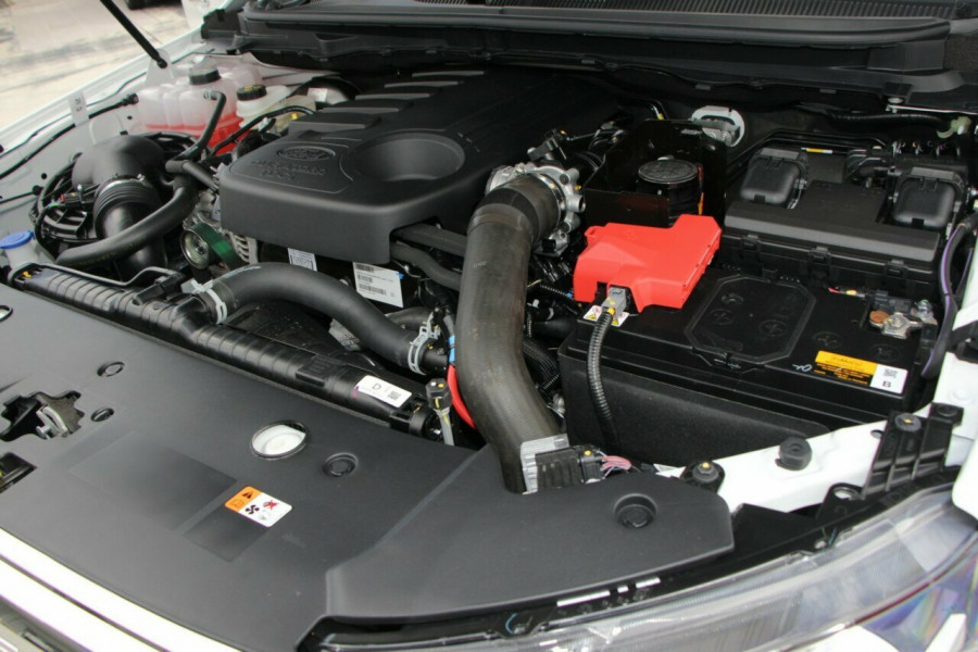 2017 Ford Ranger PX MkII 4x4 XLT Super Cab Pickup 3.2L Utility