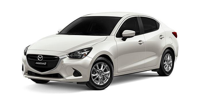 2017 Mazda 2 DJ Series Neo Sedan Sedan