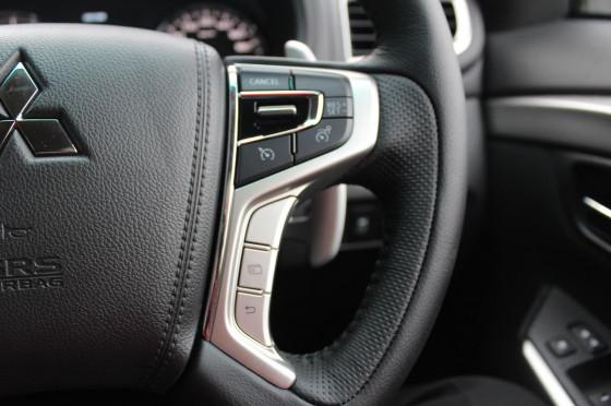 2017 Mitsubishi Pajero Sport QE GLX Wagon