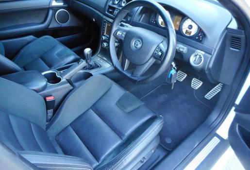 2010 HSV Gts E SERIES 2 Sedan