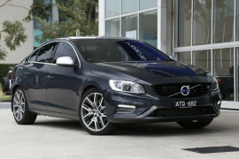 Volvo S60 T6 Adap Geartronic AWD R-Design F Series MY17