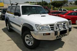 Nissan Patrol ST (4x4) GU III