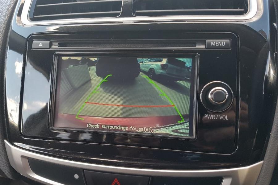 2016 MY15.5 Mitsubishi ASX XB  LS Wagon