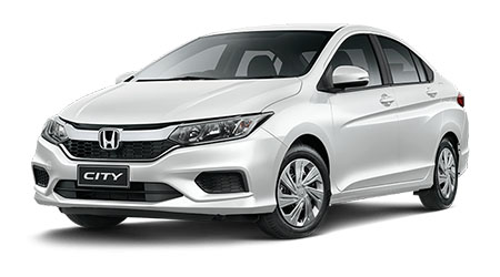 2017 MY18 Honda City GM VTi Sedan