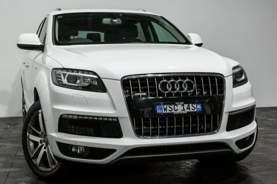 2010 Audi Q7 My10 Tdi Quattro Wagon For Sale In Sydney