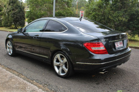 2014 Mercedes-Benz C250 C204  Coupe