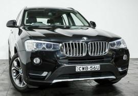 BMW X3 xDrive20i Steptronic F25 LCI MY0414