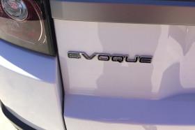 2014 Land Rover Range Rover Evoque L538  TD4 Pure Tech Wagon