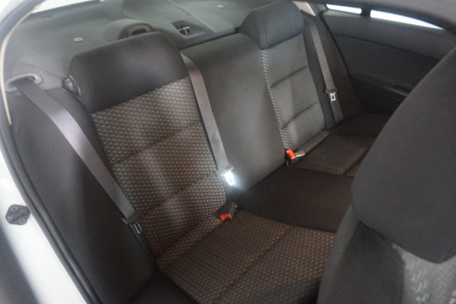 2011 Ford Falcon FG MkII XT Sedan