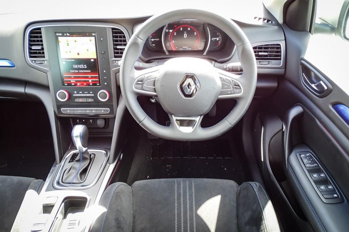 2016 MY17 Renault Megane Hatch BFB GT-Line Hatchback