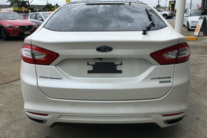 2017 Ford Mondeo MD 2017.00MY Titanium SelectShift Hatchback