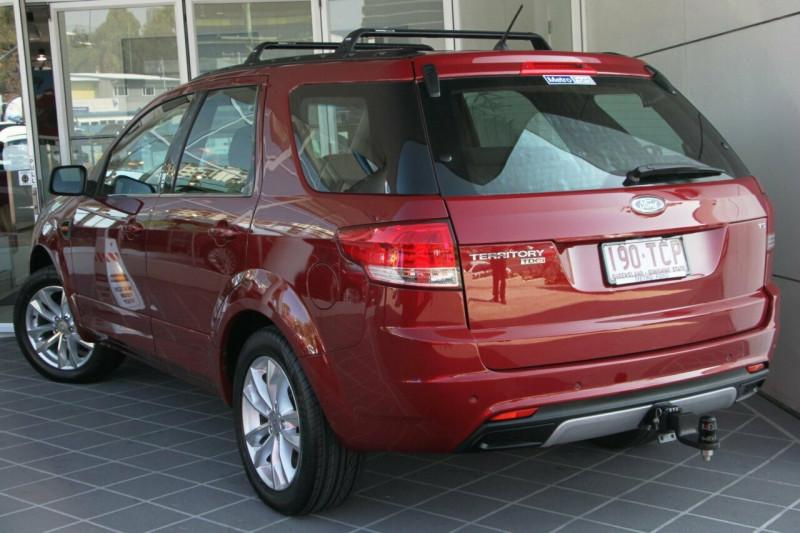 2012 Ford Territory SZ TS Seq Sport Shift Wagon