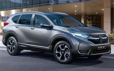 All-New CR-V Styling