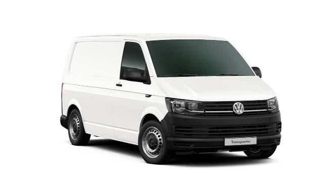 2017 Volkswagen Transporter T6 SWB Van Normal Roof Van