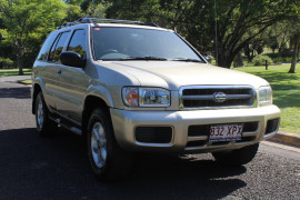 Nissan Pathfinder Ti WX II