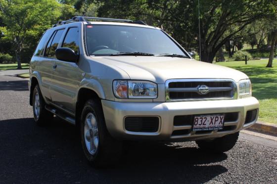 2000 Nissan Pathfinder WX II Ti Wagon