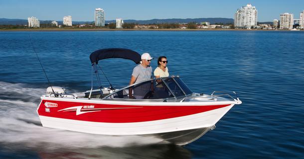 New Stacer 489 Seaway
