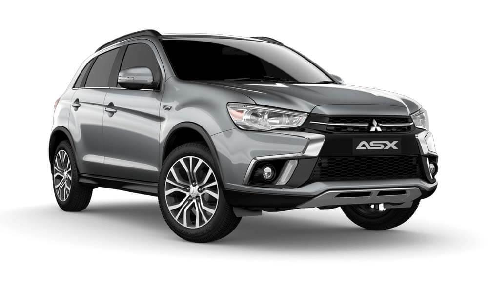 2017 MY18 Mitsubishi ASX XC LS 2WD Wagon