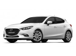 Mazda 3 SP25 Hatch BN5436