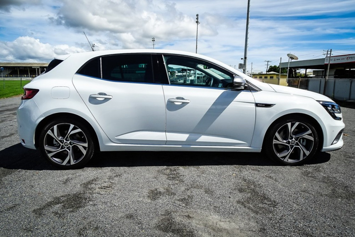 2016 MY Renault Megane Hatch BFB GT Hatchback