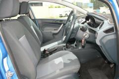 2010 Ford Fiesta WS LX Hatchback
