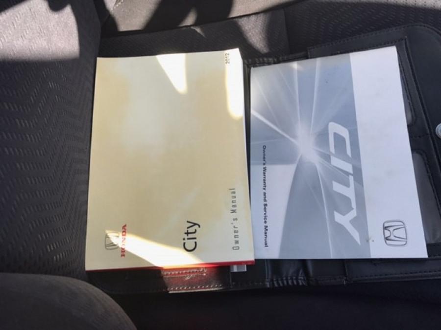 2012 Honda City GM VTI Sedan