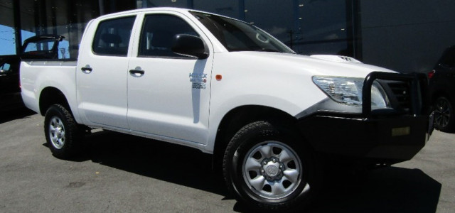 Toyota HiLux WORKMATE KUN26R MY12