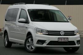 Volkswagen Caddy TSI220 Maxi DSG Comfortline 2K MY18