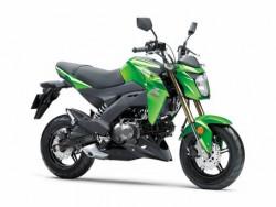 New Kawasaki Z125 Pro