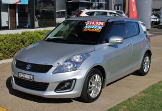 Suzuki Swift GLX - Navigator