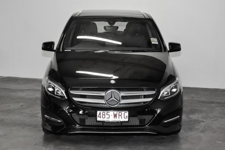 2016 Mercedes Benz B200 W246 Hatchback For Sale In Brisbane Autosports Group