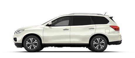 New Nissan Pathfinder