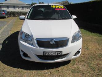 2010 Holden Barina TK Hatch