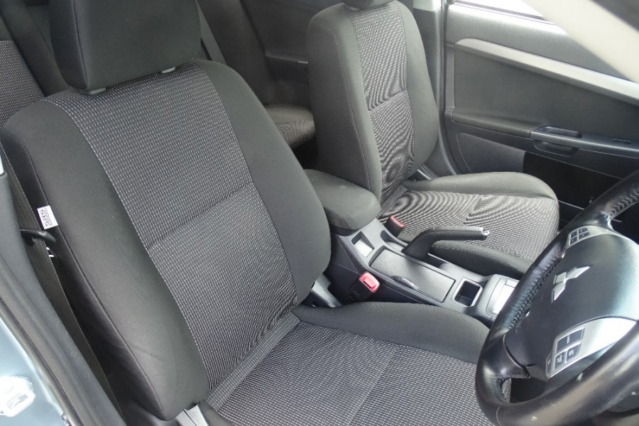 2010 Mitsubishi Lancer CJ  Activ Sedan