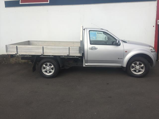2012 Great wall V240 K2  Cab chassis - single cab