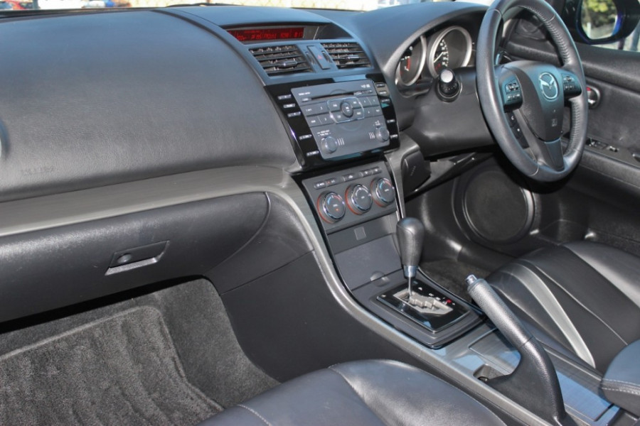 2012 Mazda 6 GH1052  Touring Sedan