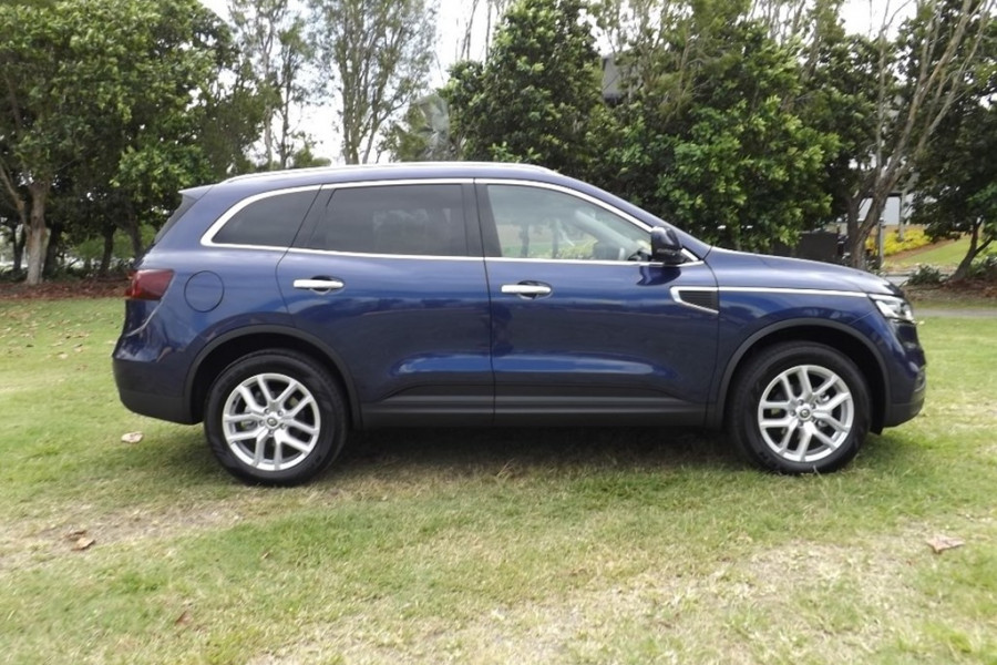 2016 my17 renault koleos hzg zen wagon for sale in cairns. Black Bedroom Furniture Sets. Home Design Ideas