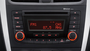Celerio Audio system