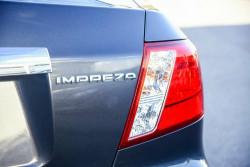 2008 MY Subaru Impreza G3 MY09 R AWD Sedan