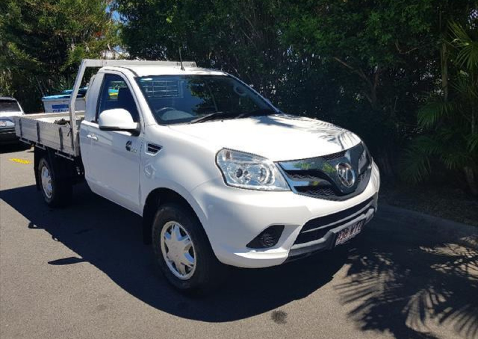2014 Foton Tunland P201 Utility - single cab