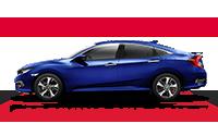 New Honda Civic Sedan