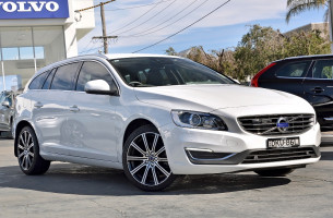 Volvo V60 Luxury F Series  D4