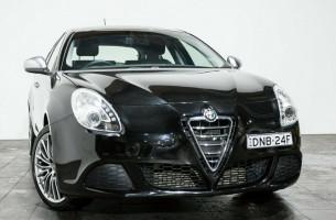 Alfa romeo Giulietta Series 0 MY13
