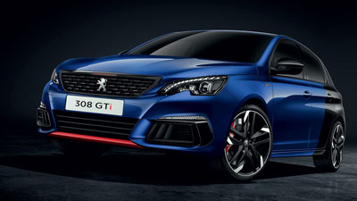 308 GTi Defiance is in our DNA