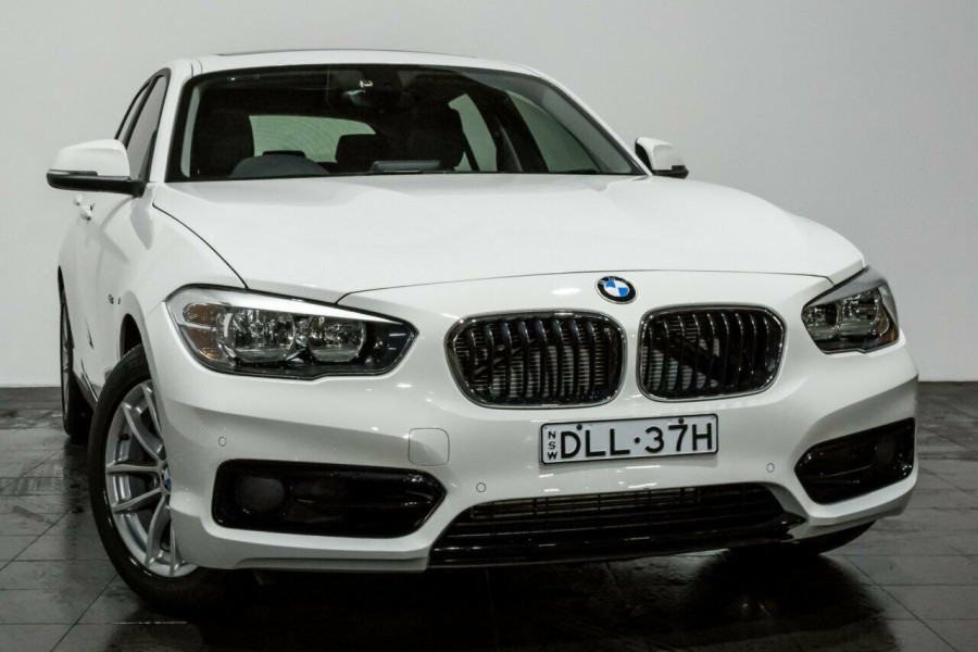 2016 Bmw 118d F20 Lci Sport Line Steptronic Hatchback For
