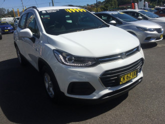 Holden Trax LS TJ Turbo