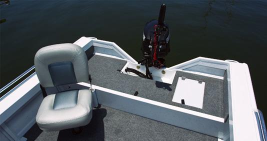 449S Proline Angler Options