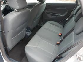 2010 Ford Fiesta WS Hatchback Hatchback