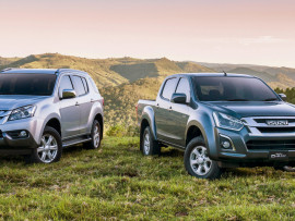 Say Hello to the new Isuzu D-MAX and MU-X at Hunter Isuzu UTE